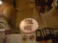 KILLA SISTA OFFICIAL KILLA SOUND SYSTEM badge