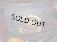 DUB VENDOR OFFICIAL RECORDS BAG/BLACK/LP-12size